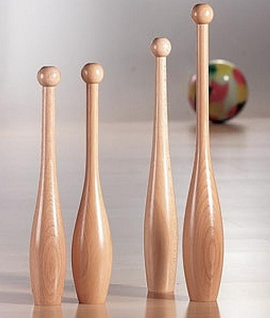 houten gymknots 36 cm