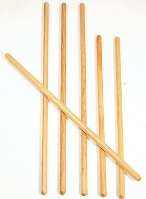 houten gymstok 80 cm