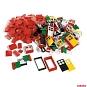 Lego deuren, ramen en dakpannen
