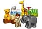 Lego duplo baby zoo set