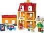 Lego duplo speel huis set