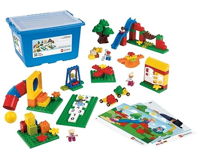 lego duplo speeltuin
