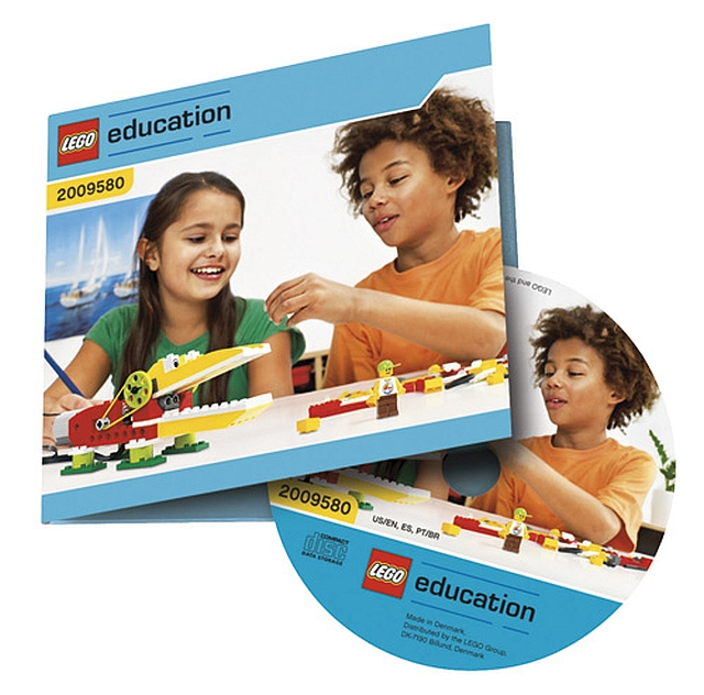 Lego education WeDo software en activiteiten pakket