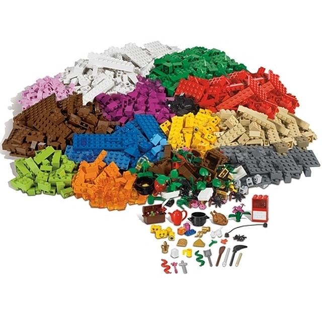 Lego speciale stenen
