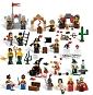 Lego sprookjes en historische figuren set