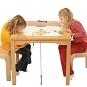 Magic table magnetic play table