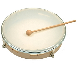 Measure Tambourine
