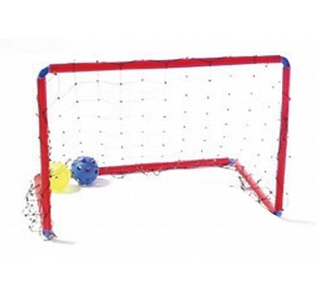 Mega floorball goal
