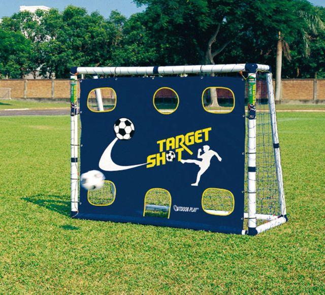 Mini Soccer Goal  18 met doelwand