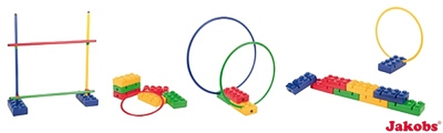 Multi motor activity set van 20
