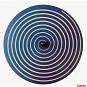 Muurpaneel spiral