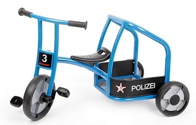 Police activ