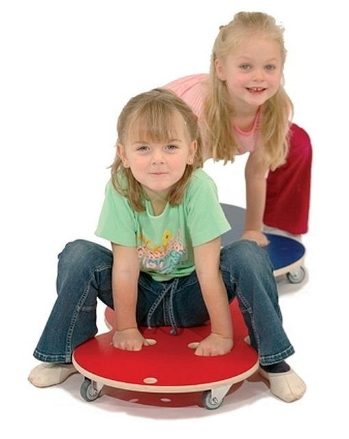 Roletti rolling board red