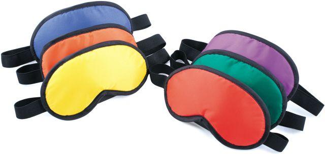 Set van 6 blinddoeken voor kinderen