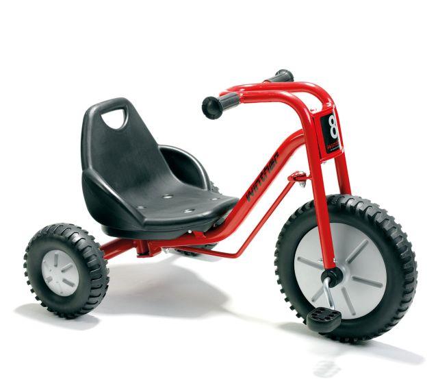 Slalom driewieler