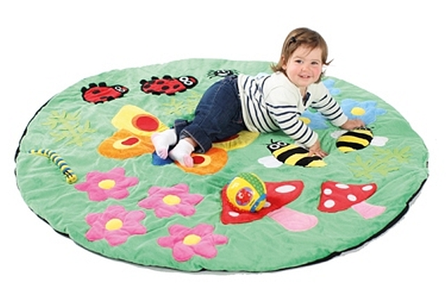 Snuggle Mat Nature Meadow