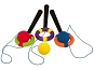 Super foam swing and hoop set van 3