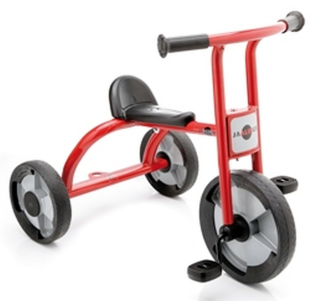 Tricycle medium