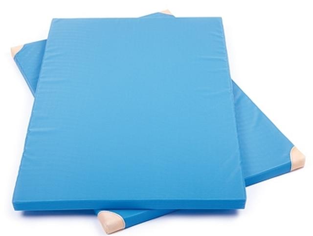 Turnmat standaard blauw XL