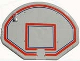 PVC streetballwand B 1,20 m. x H 0,90 m. x 30 mm.