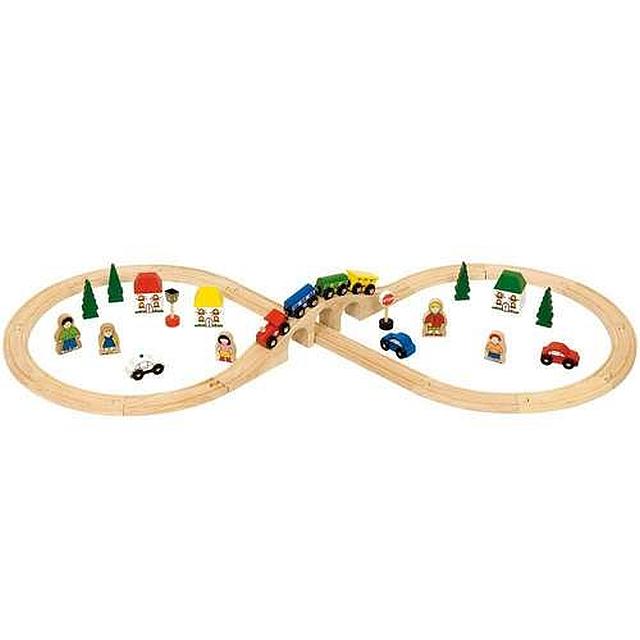 8 vormige treinset