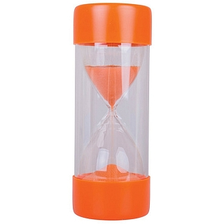 Zandloper 10 minuten