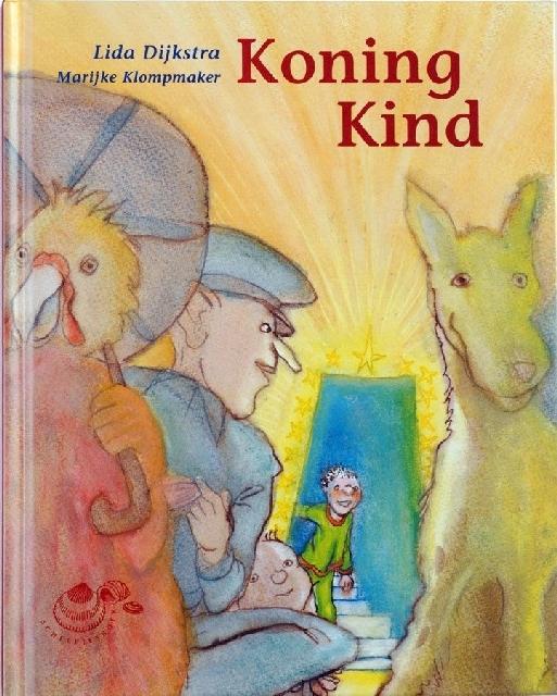 Koning kind, schelpjesboek
