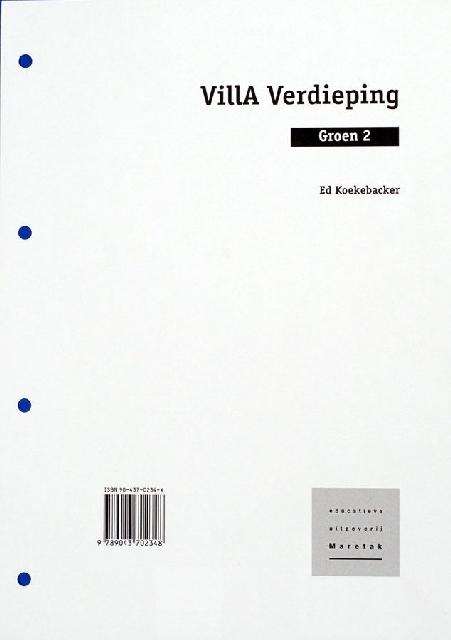 Villa Verdieping Groen 2