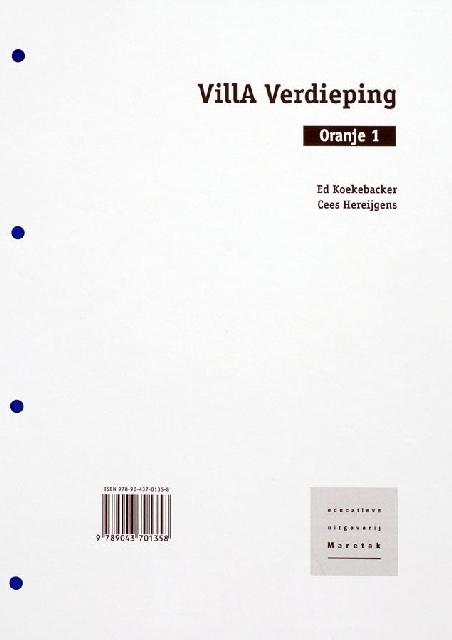 Villa Verdieping Oranje 1