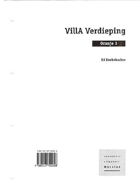 Villa verdieping Oranje 3