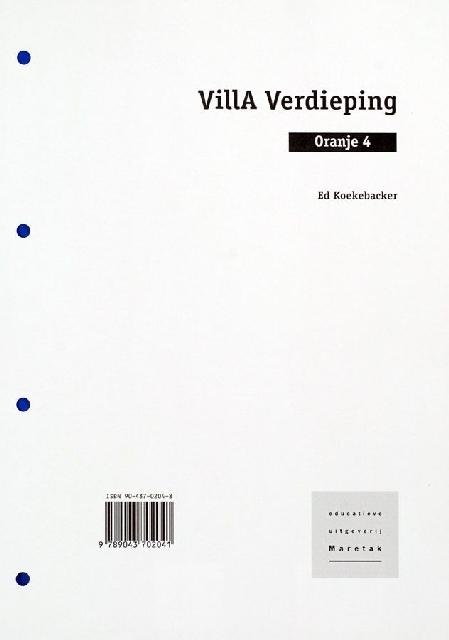 Villa Verdieping Oranje 4