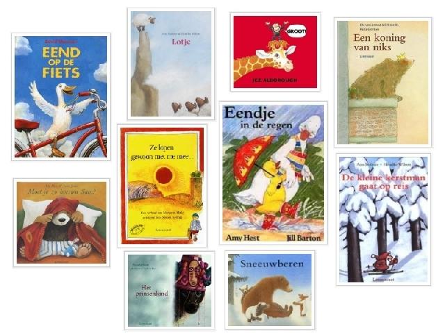Voordeelpakket prentenboeken 1