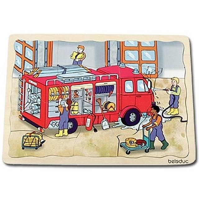 Lagenpuzzel brandweer
