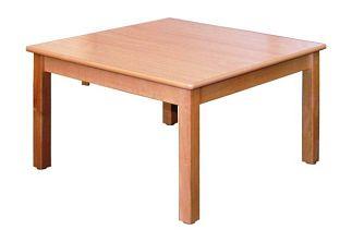 tafel formica beuken vierkant