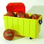 Basketballenbox Jumbo star