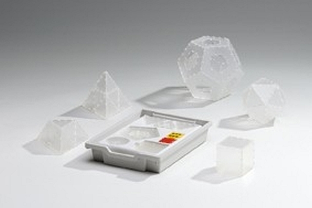 Clixi-Box nr. 1 transparant