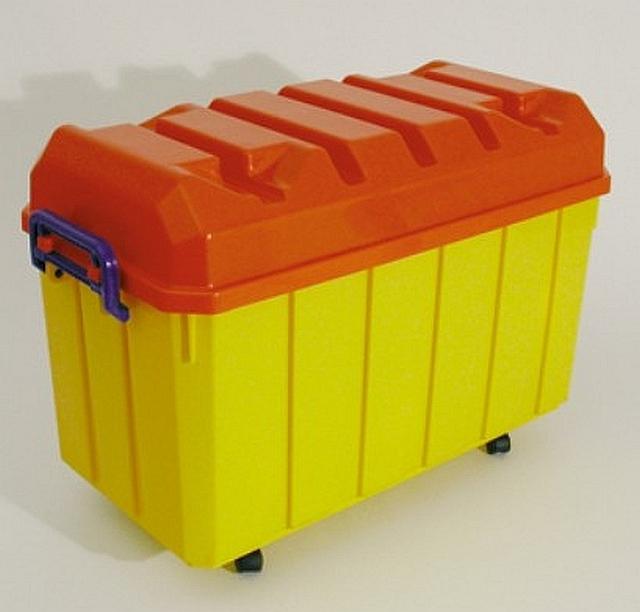 Opbergboxen   JUMBO Rolbox