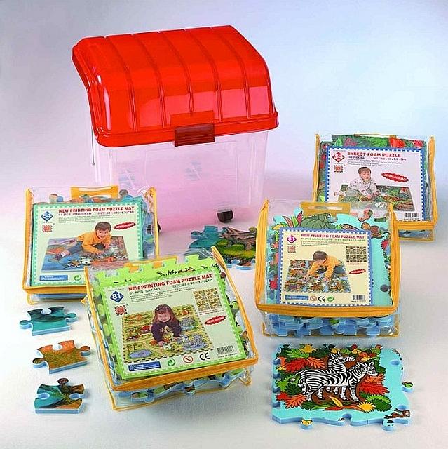 Opbergboxen   PIRATENBOX 4