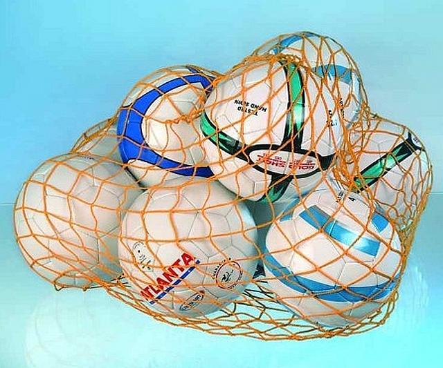 Voetballen voor binnen en buiten. A