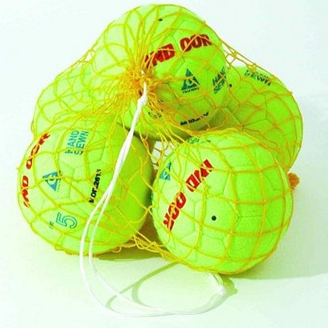 Voetballen voor binnen en buiten.