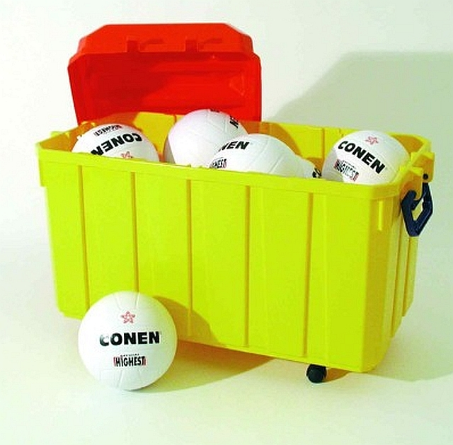 Volleybalbox