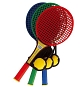 5 sets soft tennisrackets