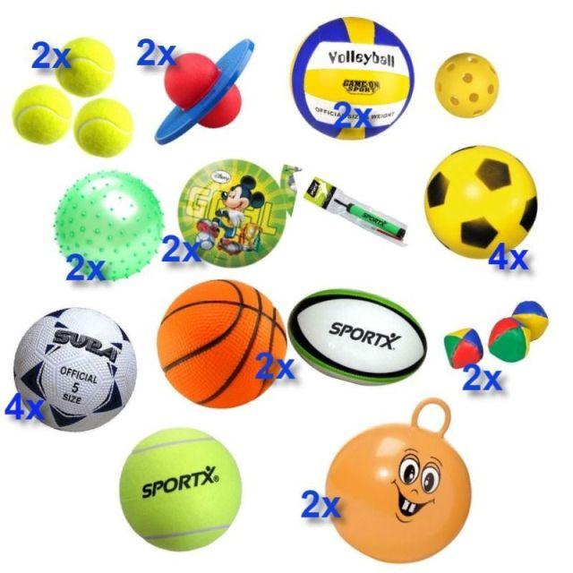 Ballenpakket voordeelset