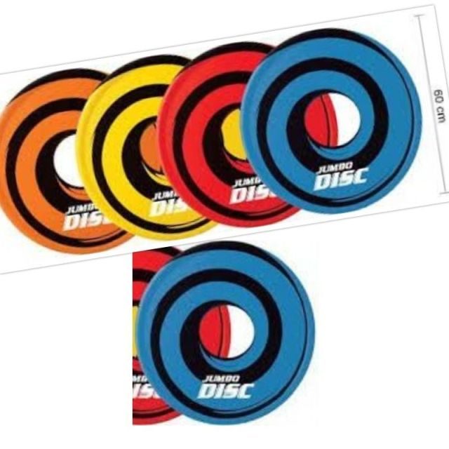 Jumbo disc XXL set
