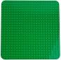 Lego duplo bouwplaat groen