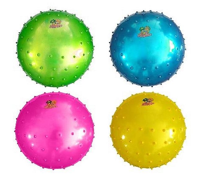 Set van 5 noppenballen