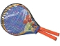Set van 5 paar mini badmintonrackets