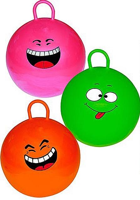 Set van 6 skippyballen