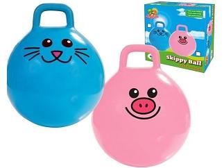 Set van 6 skippyballen klein 40 cm